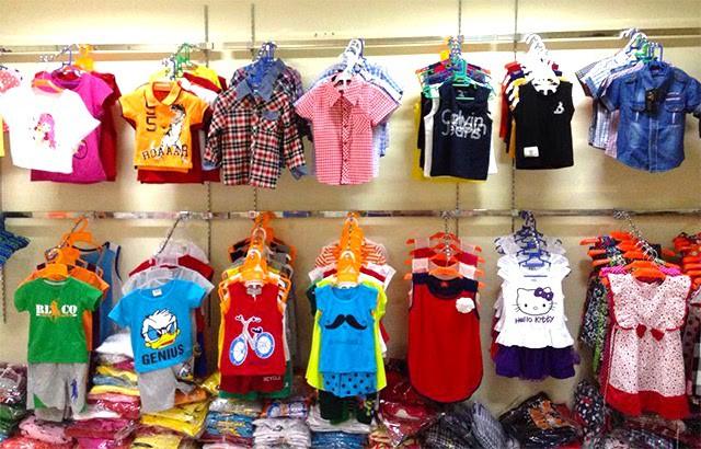 bán sỉ quần áo trẻ em xuất khẩu xịn