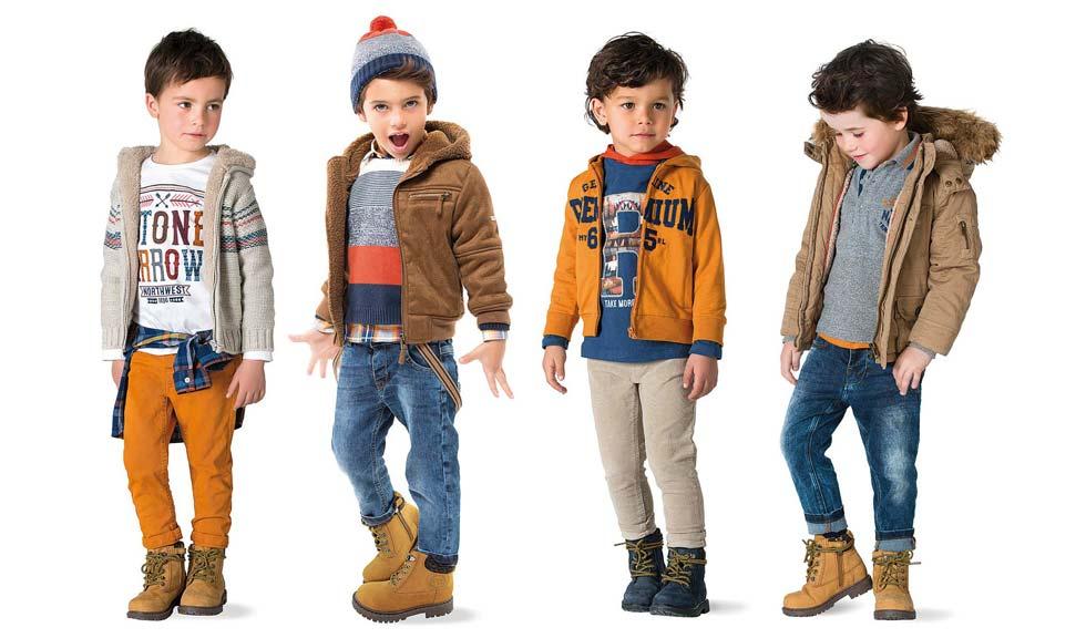 thời trang thu đông trẻ em