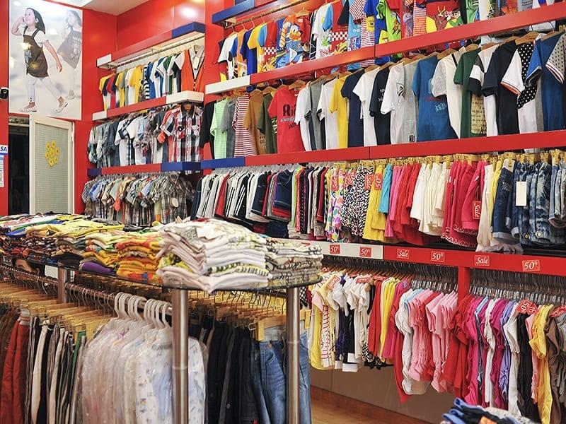 bán sỉ thời trang trẻ em xuất khẩu