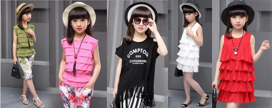 công ty thời trang trẻ em