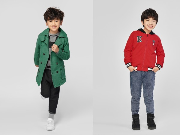 áo khoác trẻ em xuất khẩu