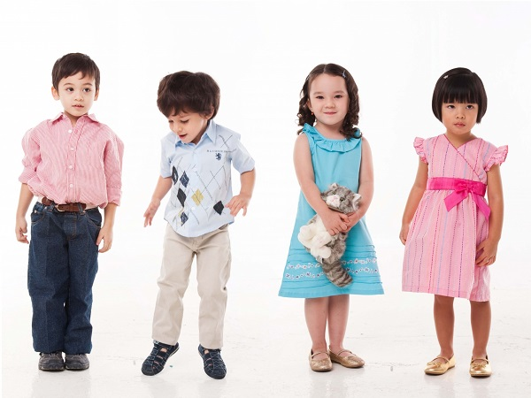 thời trang trẻ em cao cấp nhập khẩu