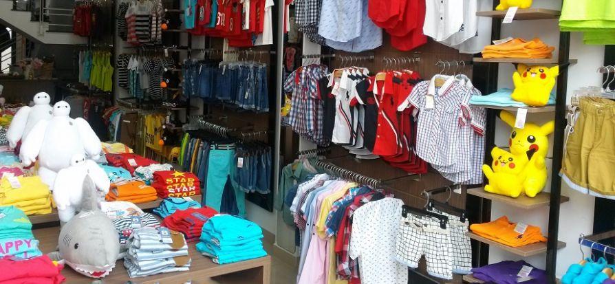 bán buôn quần áo trẻ em giá gốc