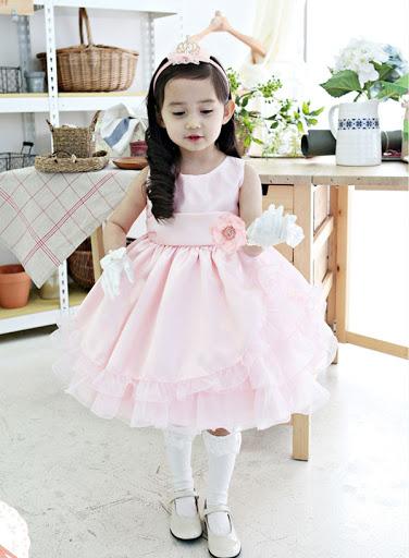 những bộ váy công chúa đẹp nhất