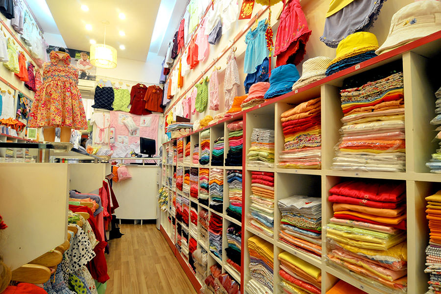 shop bán buôn quần áo trẻ em uy tín