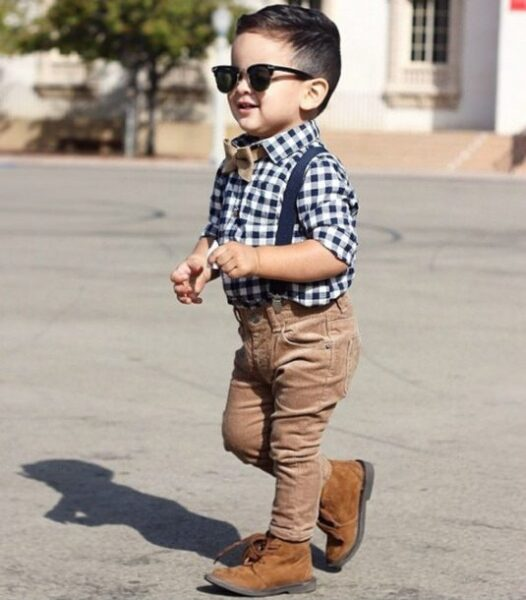 Thời trang bé trai